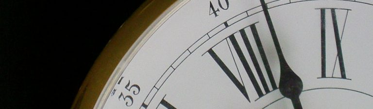 It's Time – A Poem by Suzie Hunt