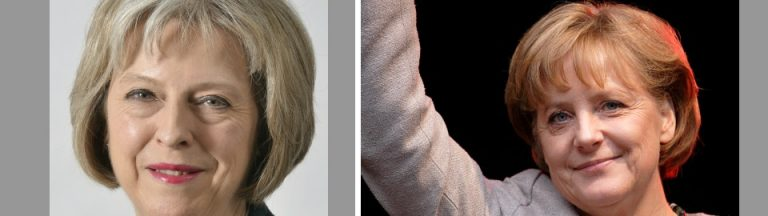 World Watch: Pray for Teresa May and Angela Merkel