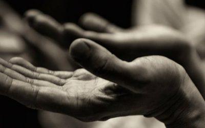 Linda's prayer inspired by Jesus' words