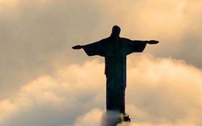 May the Lord pierce the dense clouds of smoke over the land of Brazil