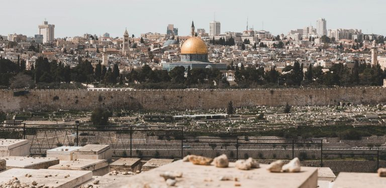 Reflections and music as a prelude to praying for Israel in Lockdown